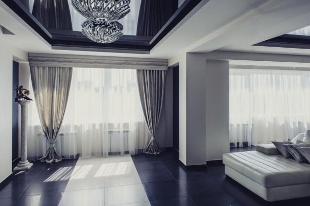 шторы фото модерн