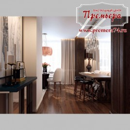 проект квартиры в ЖК Северные ШЕРШНИ - гостиная