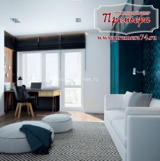 проект квартиры в ЖК Северные ШЕРШНИ - кабинет