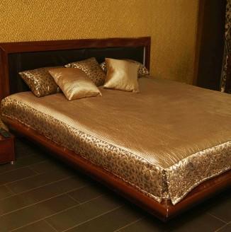 Текстильный декор спальни