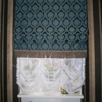 Классические римские шторы