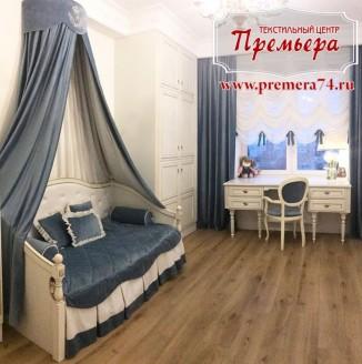 Спальня принцессы