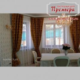 Оформление обеденной зоны в частном доме
