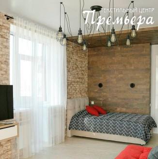 Текстильный дизайн спальни