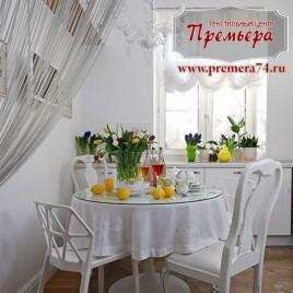 Английские шторы для кухни