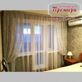 Нотка классики в модерн спальне