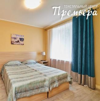 Текстильное оформление номеров Отель на Еловом