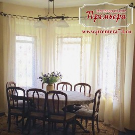 Натяжные шторы для веранды