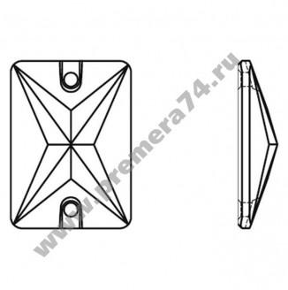 3250 ММ 25x18 Нашивные кристаллы Swarovski