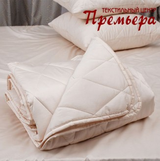 Одеяло 140х205 лёгкое BioLana