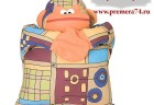 Сувенирная подушка Обезьянка