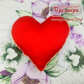 Сувенирная подушка Сердечко