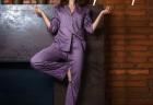 Домашний костюм с брюками L/XL Аметист