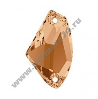 3256 ММ 14х8 Нашивные кристаллы Galactic Swarovski