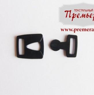 Застежка для бюстгальтера металл (2180)