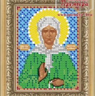 Икона из бисера Св.Матрона Московская ДМ-392