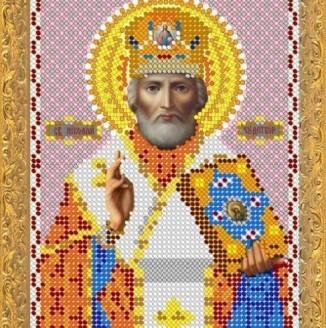 Икона из страз Св. Николай Чудотворец ДМ-374