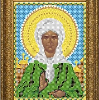 Икона из бисера Св.Матрона Московская ДМ-301