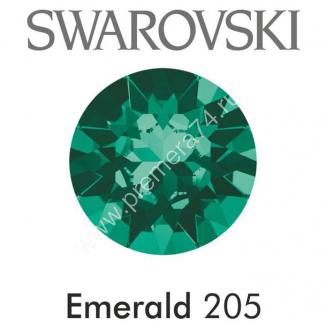 2058 HFT SS 16 Стразы плоские без клея Swarovski