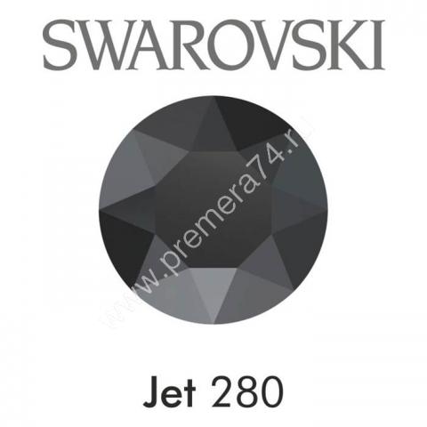 2058 HFT SS 20 Стразы плоские без клея Swarovski