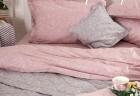 КПБ Дуэт Жемчужно-розовый (Paisley)