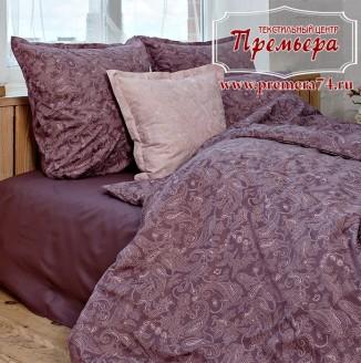 КПБ Дуэт Розовый закат (Paisley)