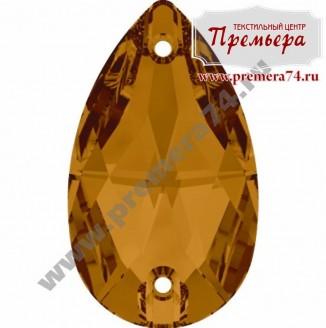 3230 18x10.5 mm Нашивные кристалы Swarovski