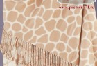 Плед Бамбуковый Жираф 160х180