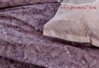 КПБ ЕВРО Розовый закат (Paisley)