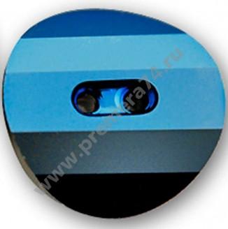 3016 ММ 12 Кристальная пуговица Swarovski