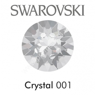 2038 HF SS 6 стразы плоские с клеем Swarovski