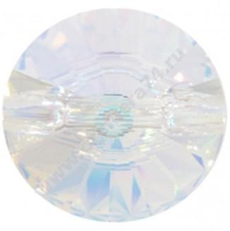 3015 MM 10 Кристальная пуговица Swarovski