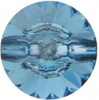 3015 ММ 14 Кристальная пуговица Swarovski