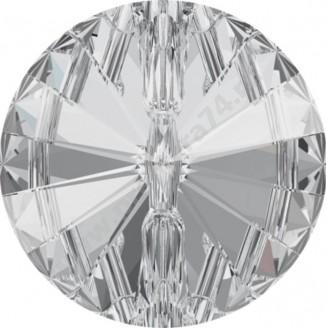 3015 ММ 18 Кристальная пуговица Swarovski