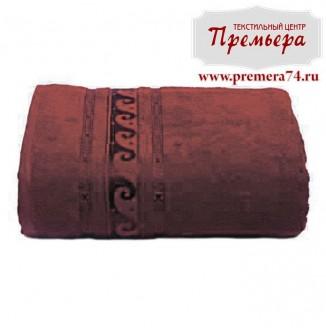 Простыня махровая 150х200 НЦ2201-116
