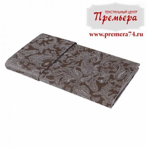 Наволочка 50х70 Шоколад (Paisley)