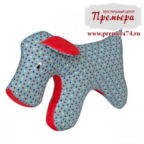 Сувенирная подушка Пес-барбос