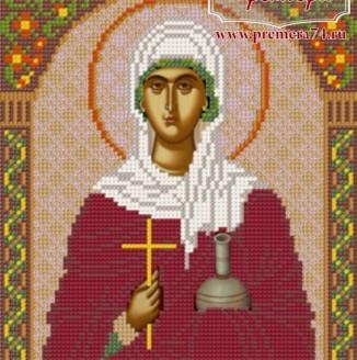 Икона из бисера Св.Вмч.Анастасия