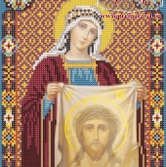 Икона из бисера Св.Мч.Вероника