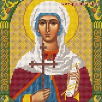 Икона из бисера Св.Мч.Зоя