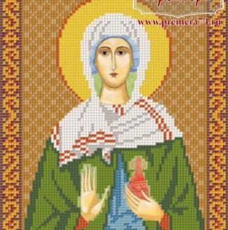 Икона из бисера Св.Прав.Иоанна