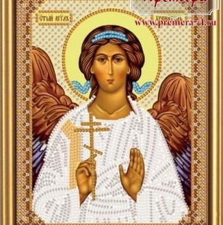 Икона из бисера Св. Ангел Хранитель