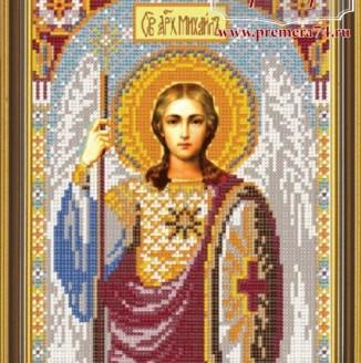 икона из бисера Св. Архангел Михаил