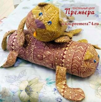 Сувенирная подушка Кот Матроскин