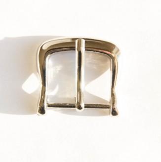 Пряжка металл (28мм, никель)
