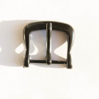 Пряжка металл (28мм, черный)