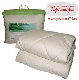 Одеяло зимнее 140х205 Морские водоросли 1.5х