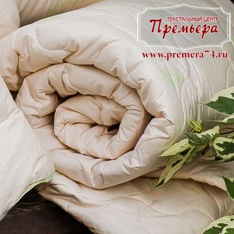 Одеяло Бамбук 1,5х Зимнее