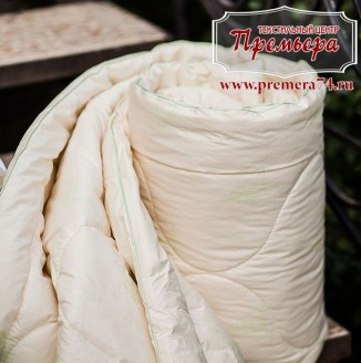 Одеяло Бамбук 2x Зимнее