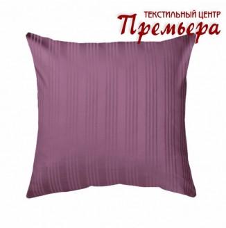 Наволочка 70х70 Пурпурный